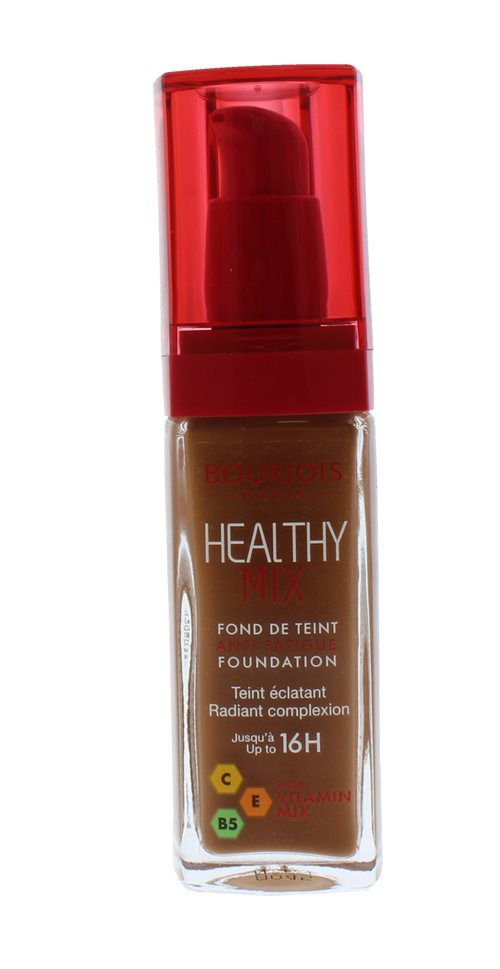 Bourjois Healthy Foundation Cocoa 63