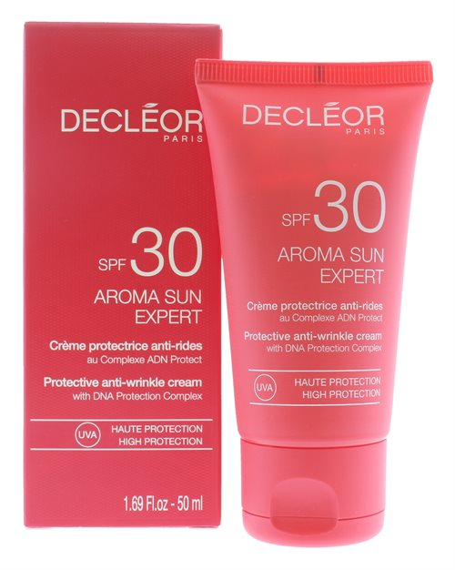 Decleor 50ml Protective Anti-Wrinkle Face Cream SPF 30