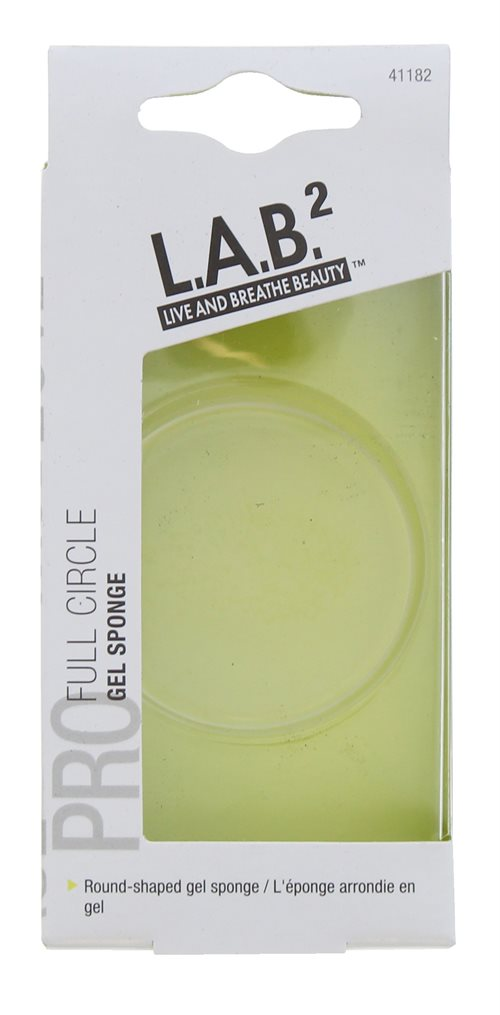 L.A.B. 2 Pro Gel Circle Make Up Sponge