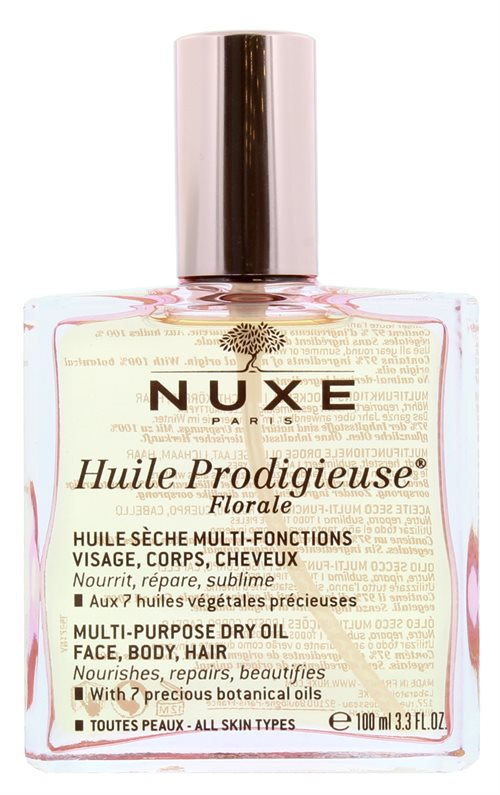Nuxe 100ml Florale Multi Purpose Dry Oil Spray