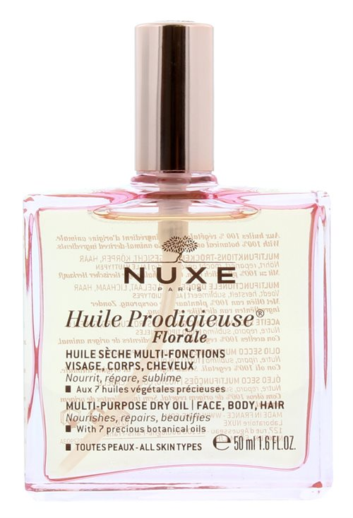 Nuxe 50ml Florale Multi Purpose Dry Oil Spray