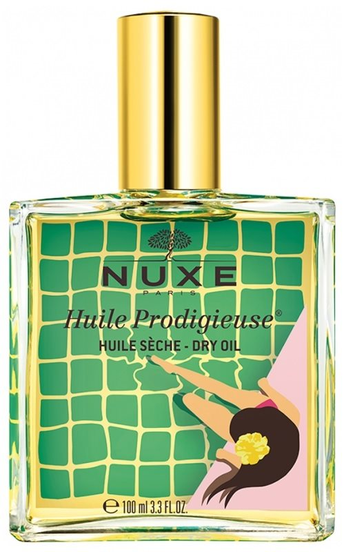 Nuxe 100ml Multi-Purpose Dry Oil Spray Limited Edition