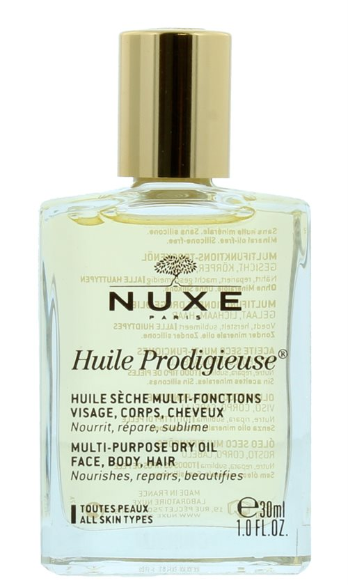 Nuxe 30ml Multi-Purpose Dry Oil Spray Collectors Edition