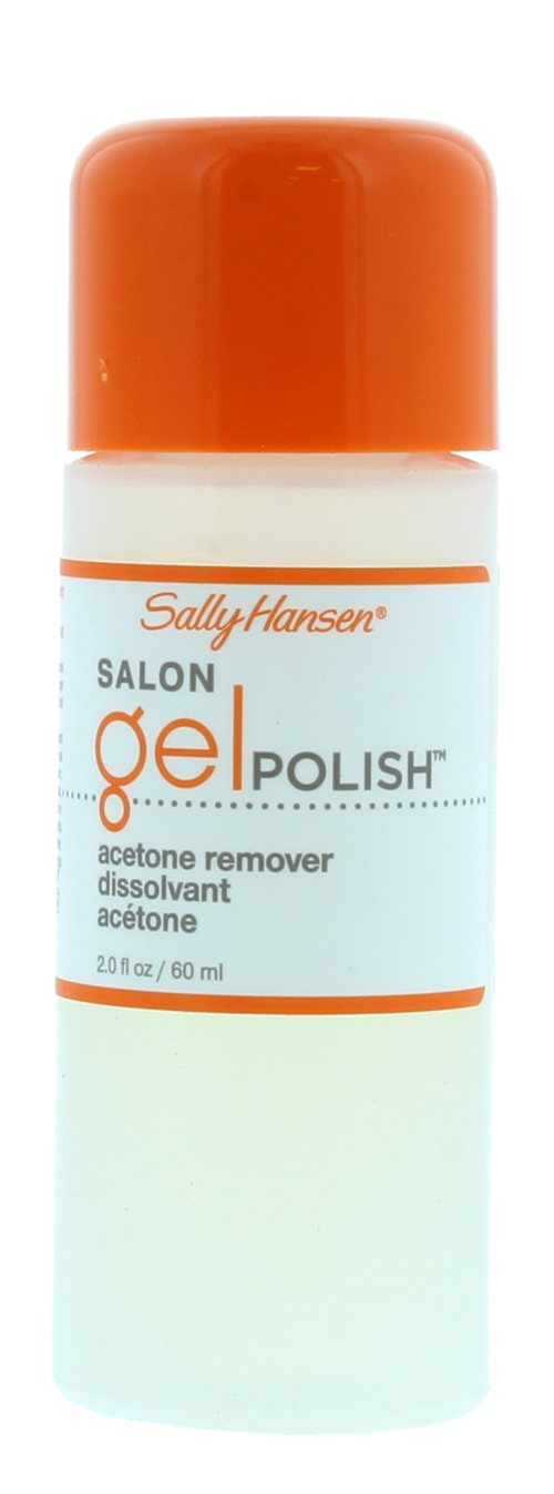 Sally Hansen Salon Pro 118ml Gel Polish Acetone Remover
