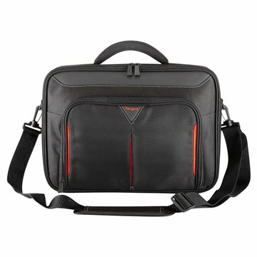 Targus - Classic Clamshell Laptop Shoulder Bag 14""