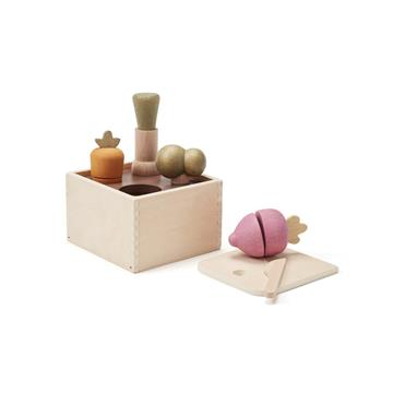 Kids Concept - Wooden plant box (1000456)