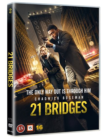 21 Bridges - DVD