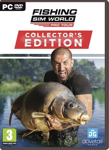 Fishing Sim  World: Pro Tour Collector's Edition - PC