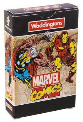 Marvel Comics Retro Playing Cards