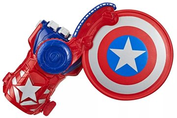 Avengers - NERF Power Moves - Captain America (E7375)