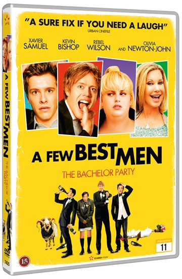 A Few Best Men -  DVD