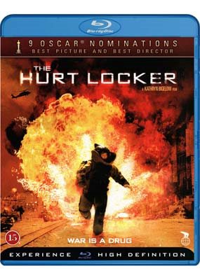 ​Hurt Locker - Blu-Ray