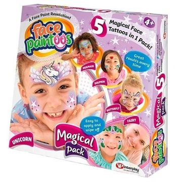 Face Paintoos - Magic Pack