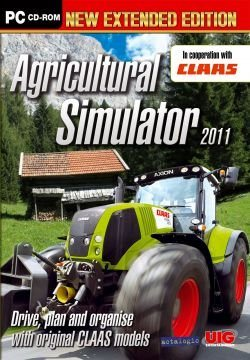 Agricultural Simulator 2011 Extended Edition - PC