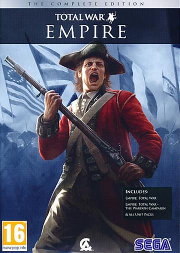Empire Total War Complete Edition - PC