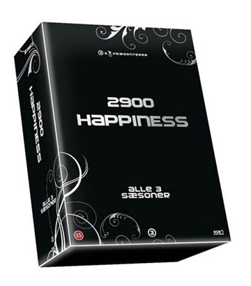2900 Happiness - DVD