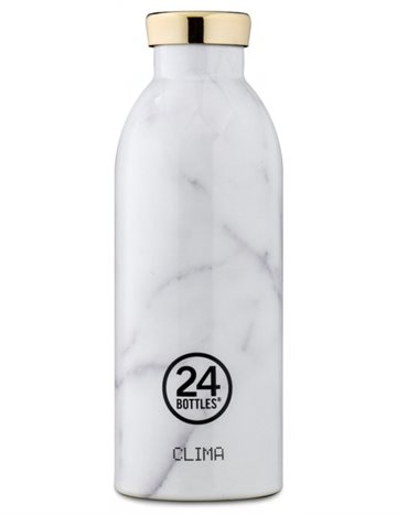 24 Bottles - Clima Bottle 0,5 L - Carrara