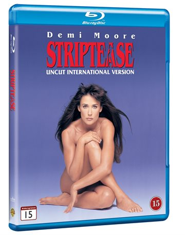 ​Striptease - Blu-Ray​