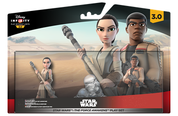Disney Infinity 3.0 - Play Set - The Force Awakens