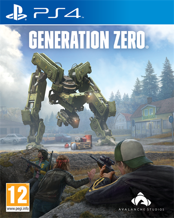 ​Generation Zero - PlayStation 4