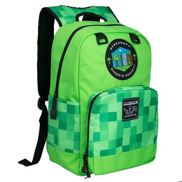 Minecraft 17 Miner's Society Backpack