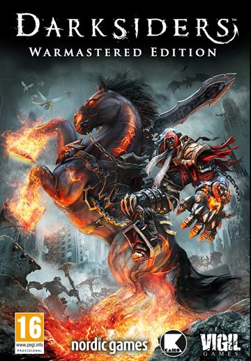 Darksiders: Warmastered Edition - PC