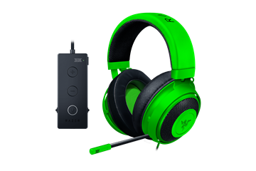 Razer - Kraken Green - Tournament Edition