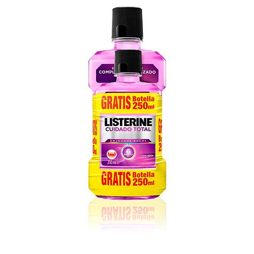 Listerine Mouthwash 500ml + 250ml Total Care