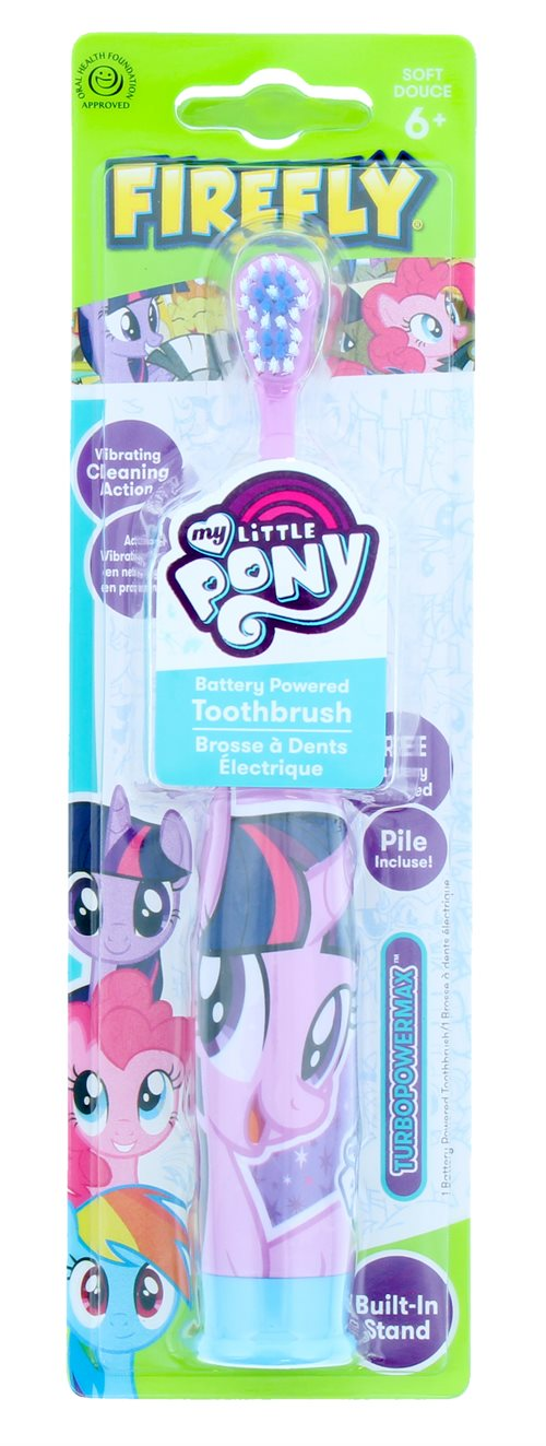 My Little Pony Turbo Max Electric Toothbrush