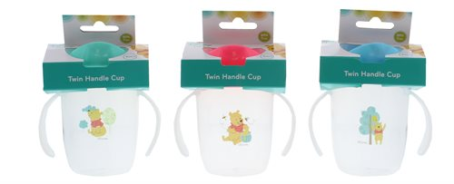 Winnie The Pooh Non Spill Cup Assorted
