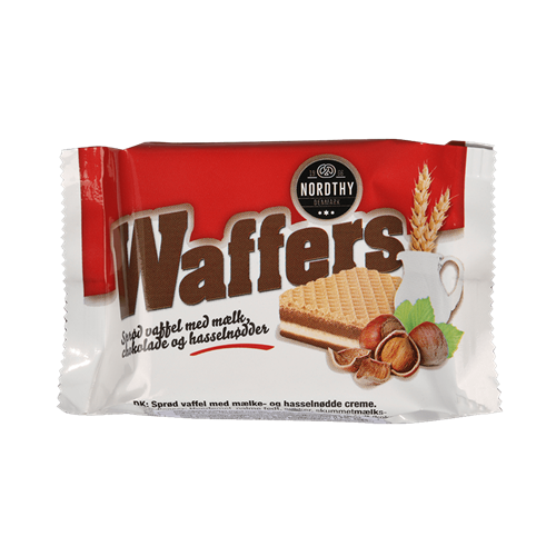 Nordthy Waffers 25 g