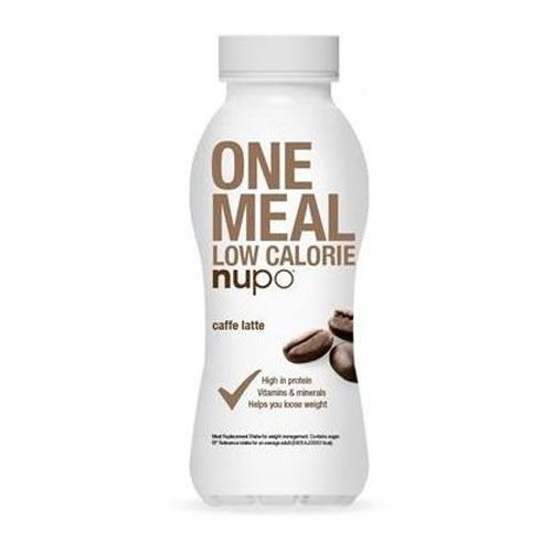 Nupo One Meal +Prime RTD - Caffe Latte