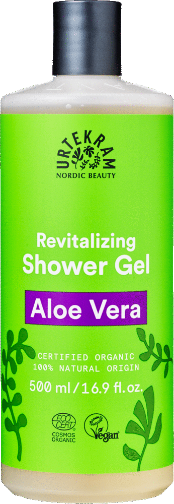 URTEKRAM Aloe Vera Shower Gel øko 500 ml 0,5 l