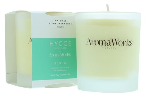 Aromaworks 220G Hygge Renew Candle