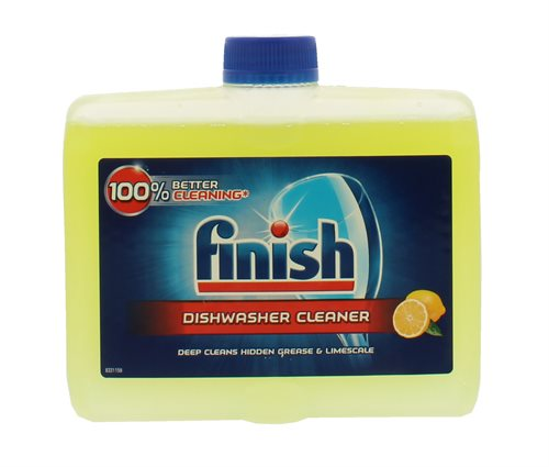 Finish 250ml Dishwasher Cleaner Lemon Lab