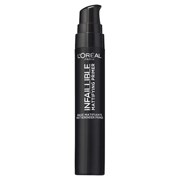 L' Oreal Paris Make-Up Designer Infaillible The Primers - 01 Mattifying - Primer Foundation Til Ansigtsmakeup 20ml