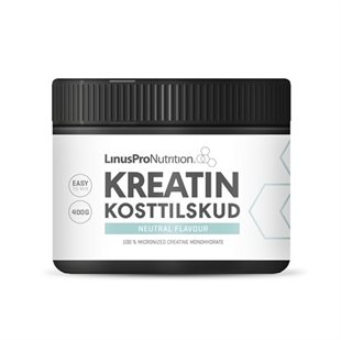 LinusPro Pure Kreatin (400 g)