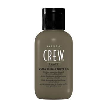 American Crew Barberings Gel Shave Ultra Gliding Oil 50 ml