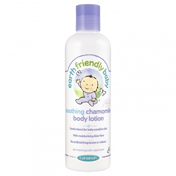 Earth Friendly Baby Kamille Body Lotion 250ml