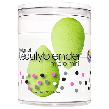 Beauty Blender Micro Mini Make-Up Sponge 0,9gr Green