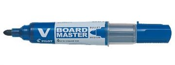 Whiteboard Marker Pilot Bg V Rund Spids Blå Sp6,0/Sb2,3Mm