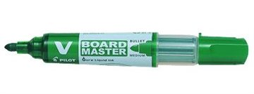 Whiteboard Marker Pilot Bg V Rund Spids Grøn Sp6,0/Sb2,3Mm