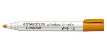 Whiteboard Marker Orange Rund Staedtler 351-4
