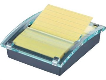 Post-It Dispenser Z-Notes + 1 Stk. Blok 101X101 Mm (Ekstra Stor)