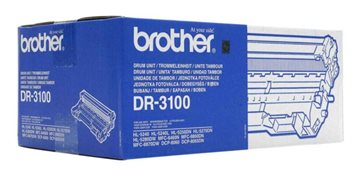 Brother DR-3100 Sort Tromle, 25.000 sider