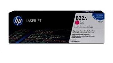 HP 822A C8563A Magenta Tromle, 40.000 sider