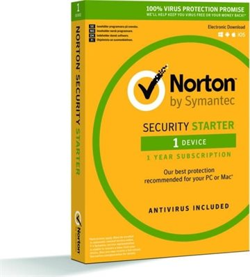 Norton Security 1 Bruger