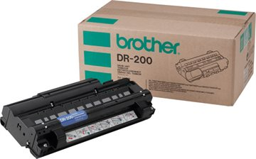 Brother DR-200 Sort Tromle, 8.000 sider