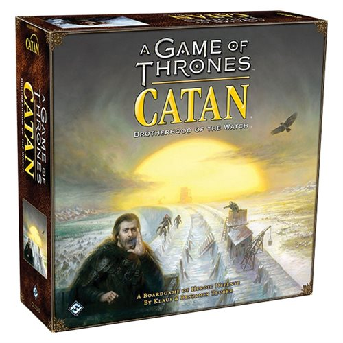 Catan: Game of Thrones - Brotherhood of the Watch (EN)