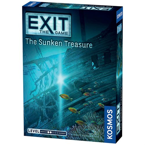 Exit: The Sunken Treasure (EN)